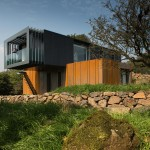 Grand Designs: County Derry shipping container house