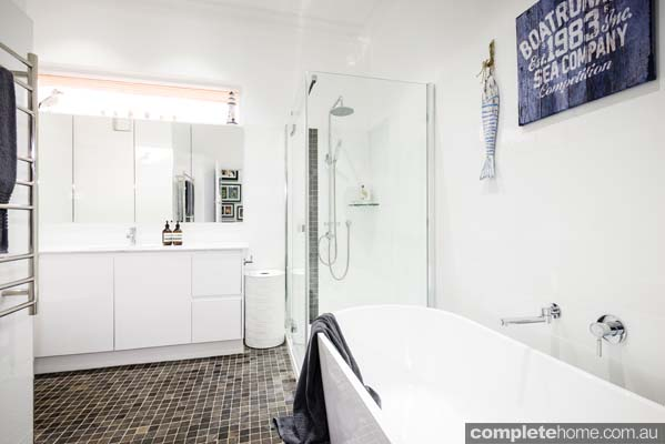 Modern Update Cost Effective Bathroom Renovation Completehome