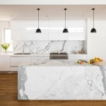 Marble madness: A bright white delight