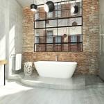 Freestanding baths on trend