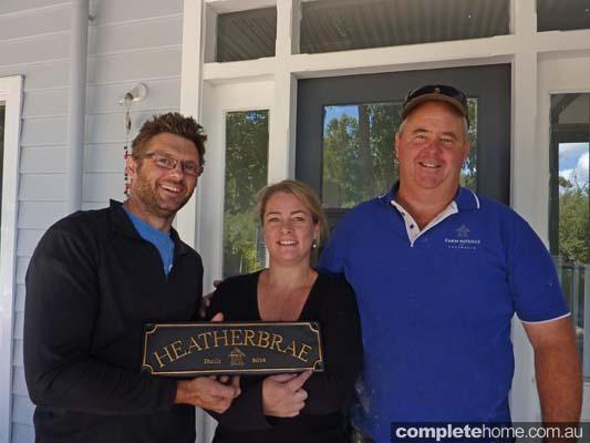 BHV046_Farm Houses of Australia_Heatherbrae - Handover