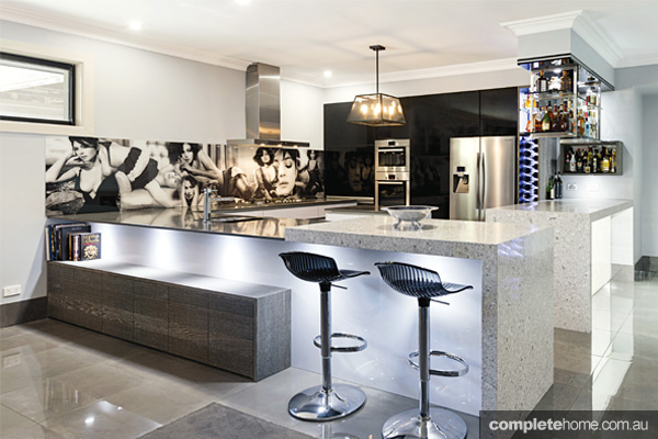 Future kitchen: Personality and playfulness