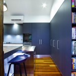 Timber kitchen: an innovative statement
