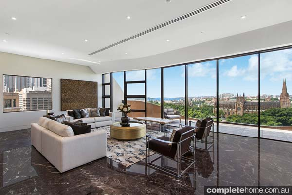 Sydney gem: Living the high life