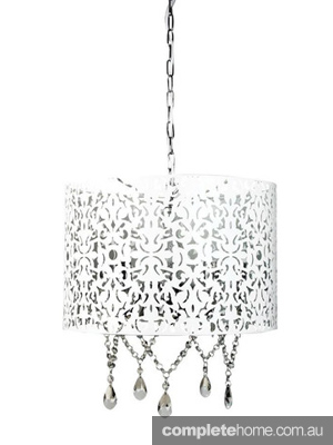 For those who like their light fixtures traditionally styled and classically beautiful