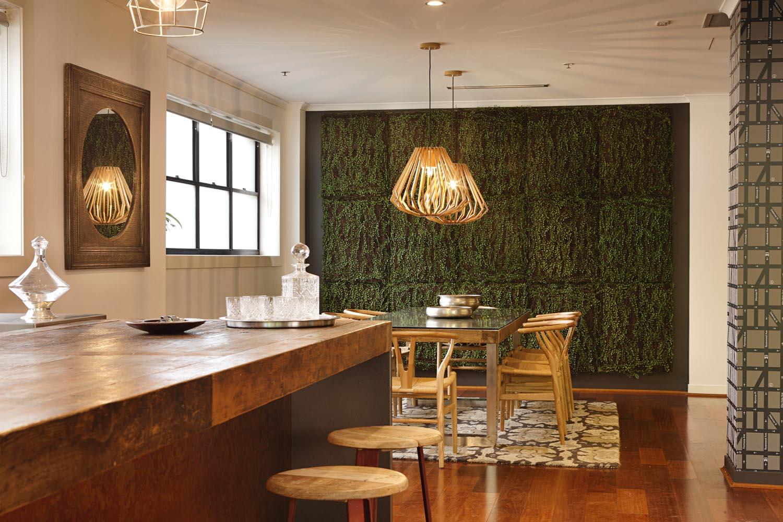 New beginnings: Industrial interior renovation