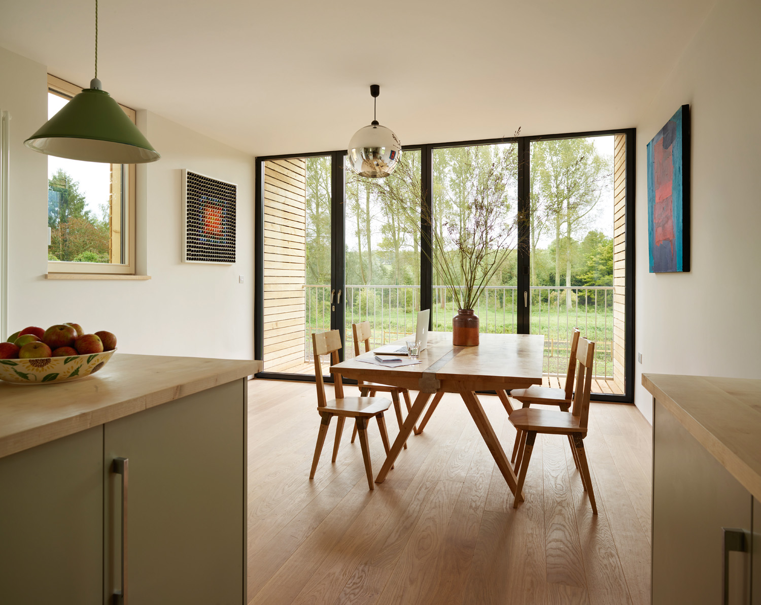 Interior design challenge eco home -  Grand Designs Uk Idyllic And Super Eco Home