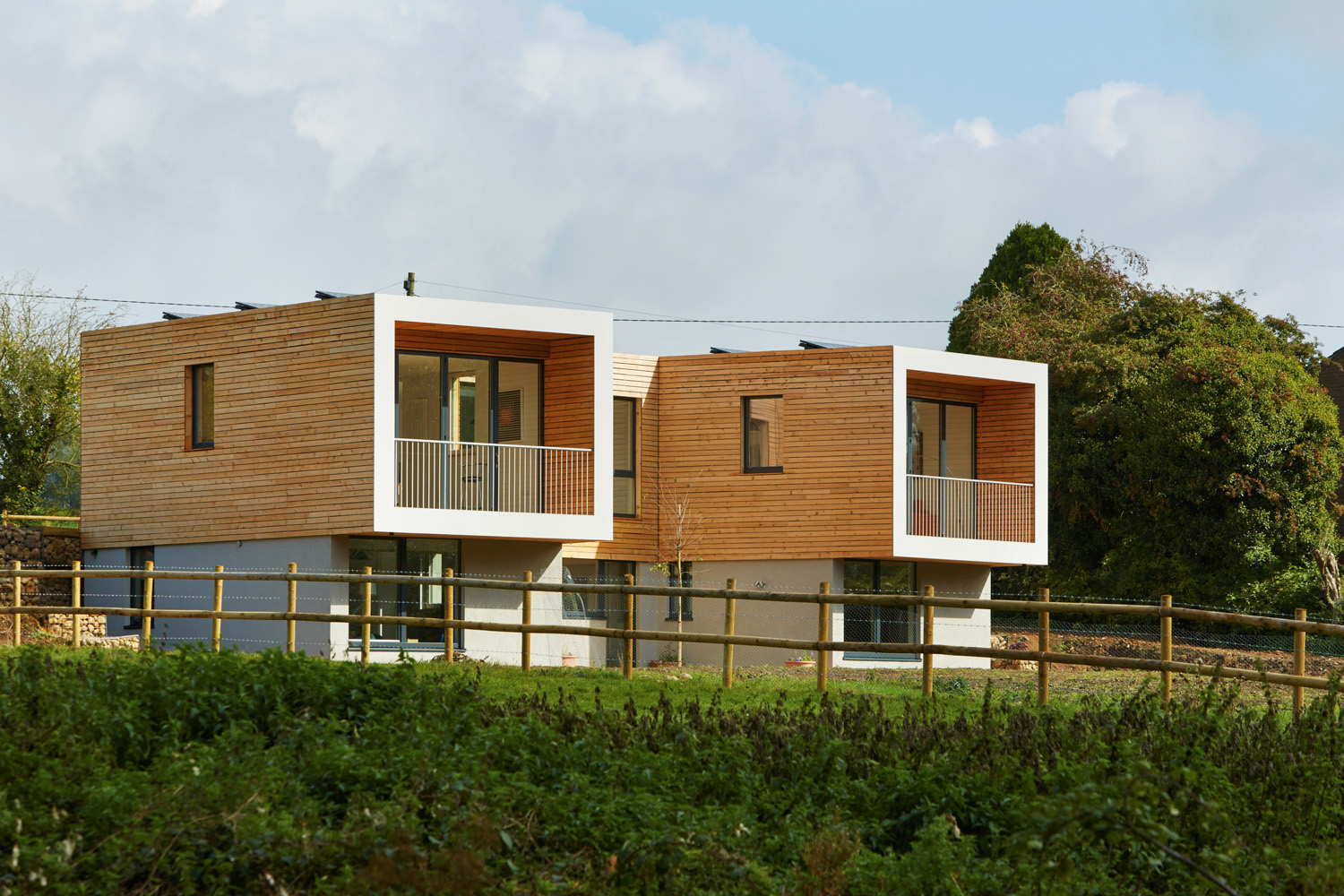 Grand Designs UK: Idyllic and super-eco home