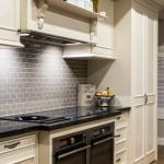 Timeless kitchen symmetry