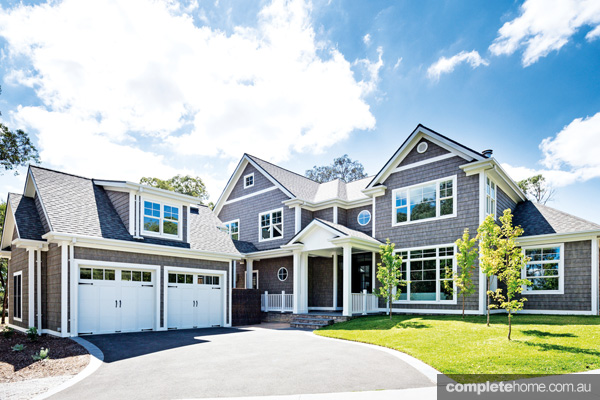 gallery for american style houses