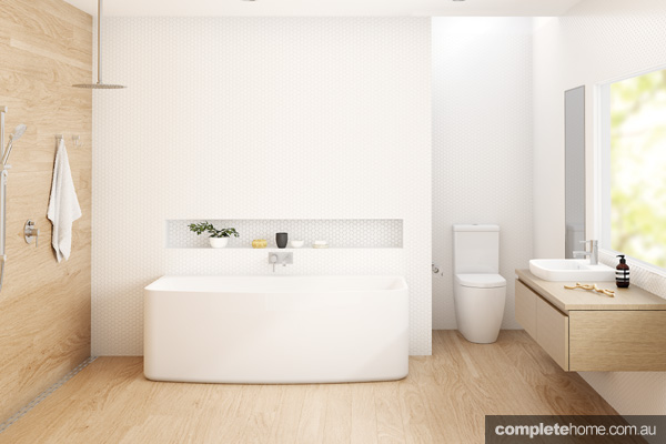 The latest in bathrooms from Caroma