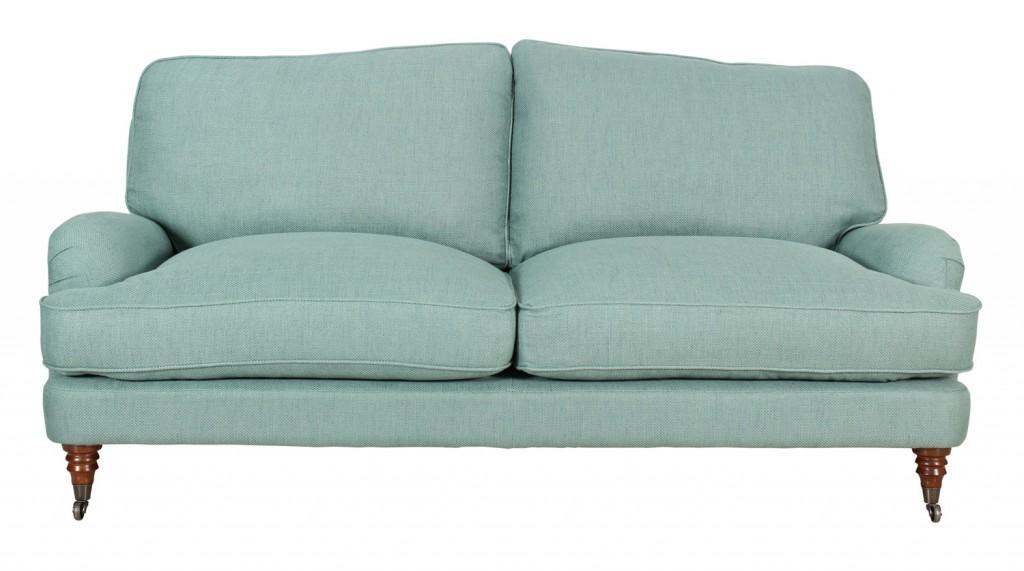 Lynden 2.5 Seater Sofa in Dalton Cerulean 1236197 RRP $5,295