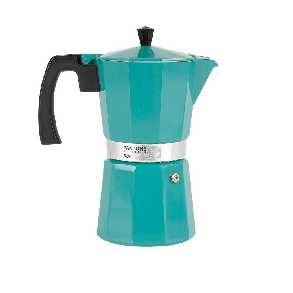 PANTONE Coffee Maker 9 Cup Emerald Green 569 1