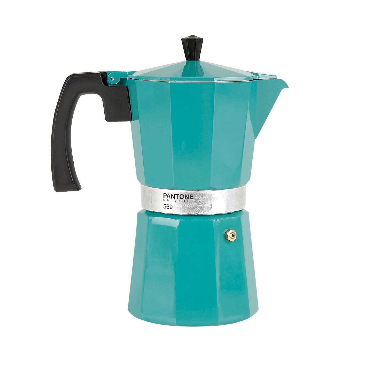 PANTONE Coffee Maker 9 Cup Emerald Green 569 1