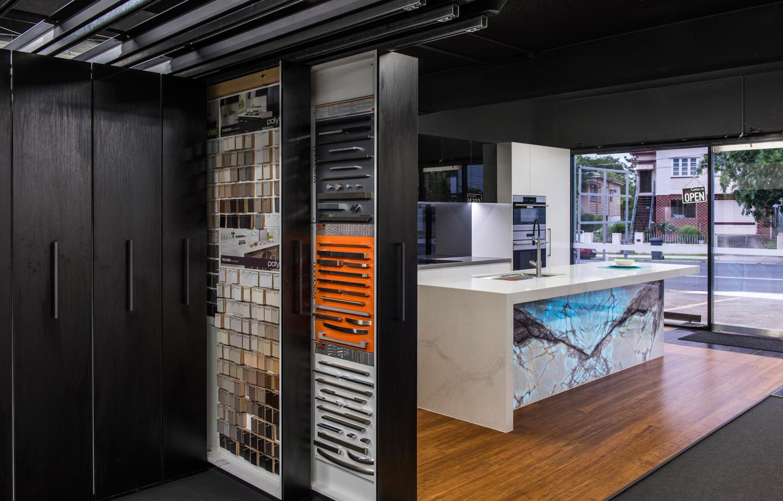 Designer Kitchen's West End showroom
