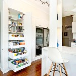 Open living: a modern kitchen