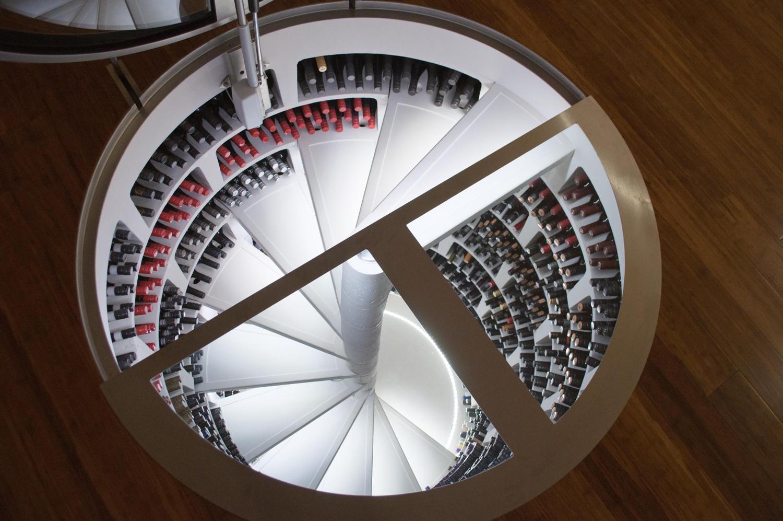 Underground Wine Cellars Why To Choose A Spiral Cellar
