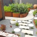 Perfect garden lines