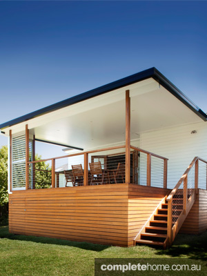 Shademaster Shelter Systems: roof panels that suit a huge range of traditional and modern designs