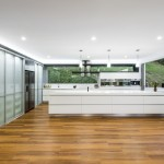 Valley views: an entertainer's kitchen
