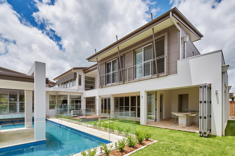 A perfectly balanced home