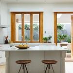 The Block's Darren Palmer talks white kitchen design
