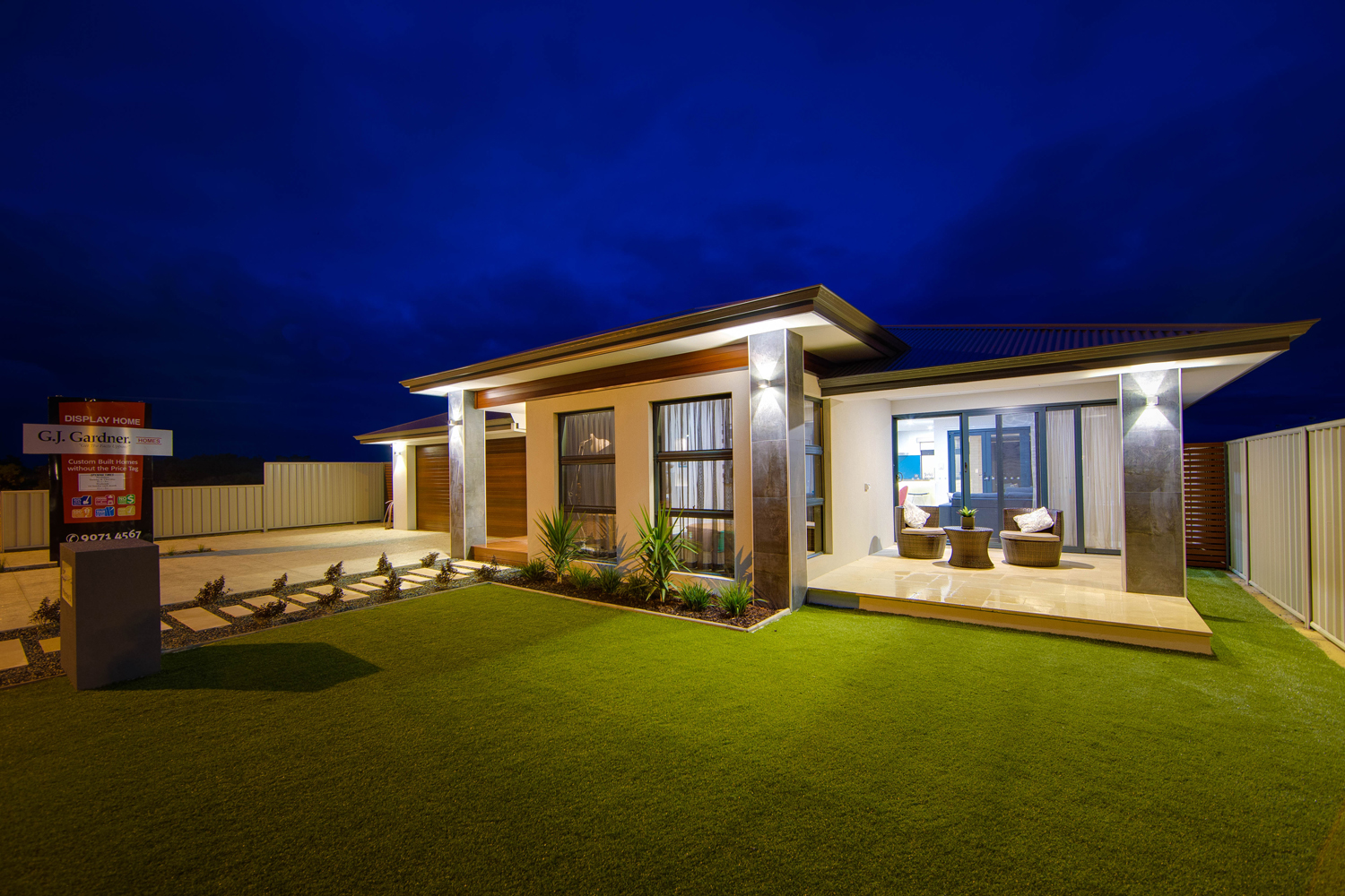 A perfect fit for family: the Parkview Display Home