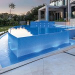 Designer style: pool project