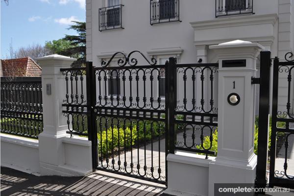 Make An Entrance With Australian Made Premium Quality Sandstone Gate Pillars