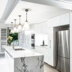 Touch of grandeur: kitchen design