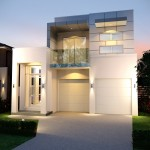 A modern family home: The Hamilton