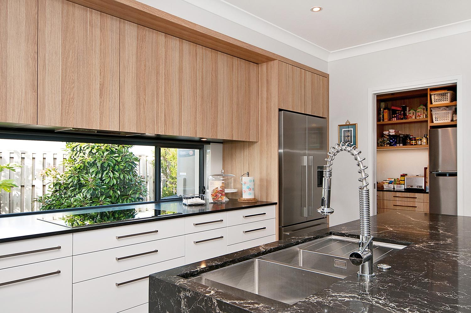 Kitchen Remodeling Design Ideas Inspiration: Neat And Clean: Kitchen Design