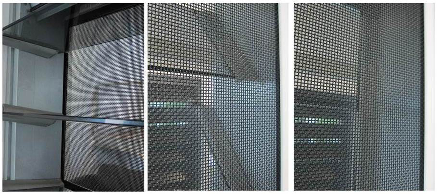 The benefits of screening your breezway louvre windows for Window mesh screen