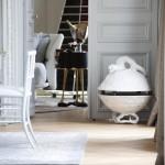 Paris apartment: So frenchy, so chic