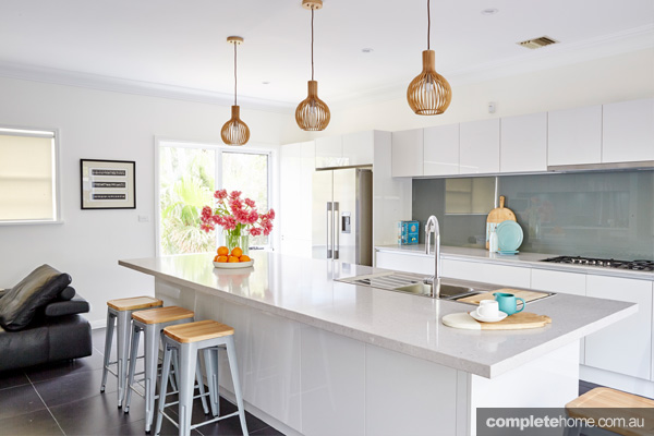 Room to grow family kitchen completehome for Large family kitchen