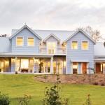 Mountain magnificence: home design