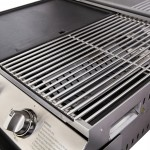 Outdoor cooking at its best: compact BBQ