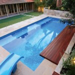 Tranquil transformation: pool makeover
