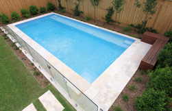 Perfect form and function: pool design