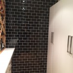 A classic look: subway tiles