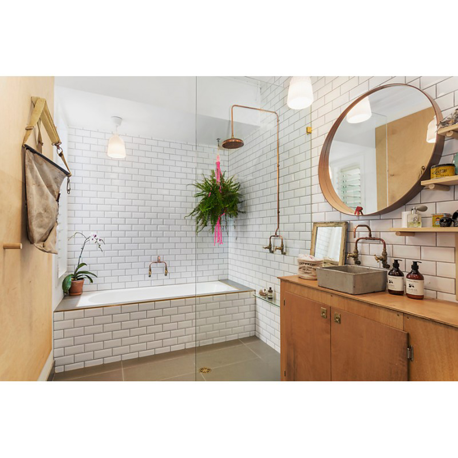 A Classic Look Subway Tiles Completehome