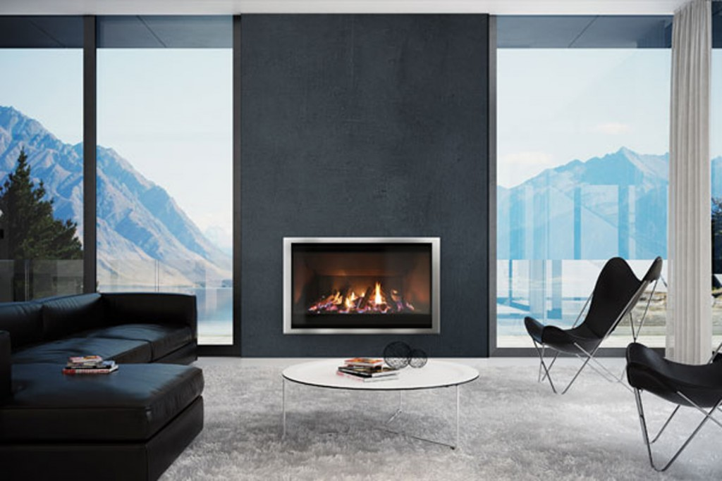 The AF960 gas fire range