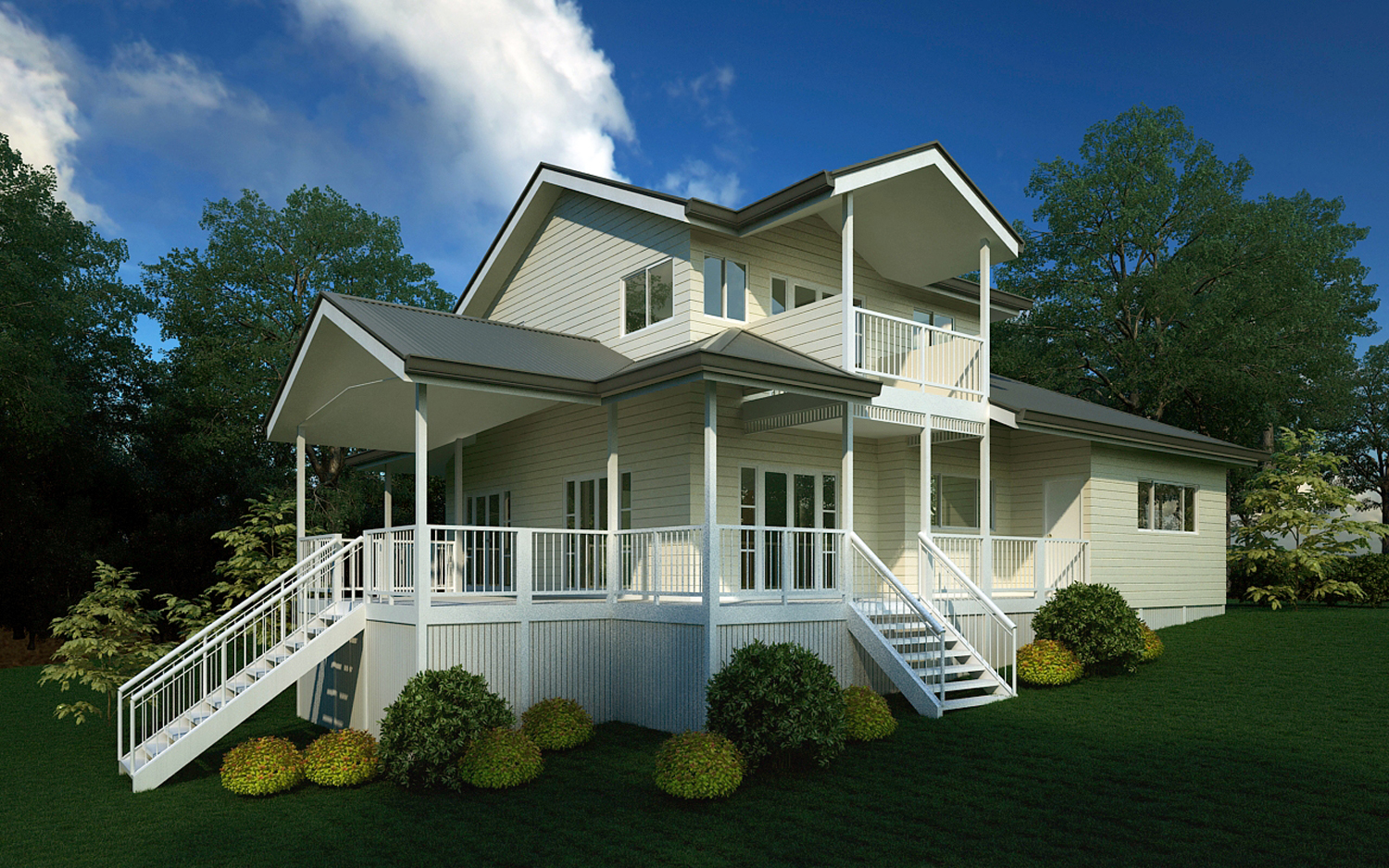 Kit home designs ascot completehome for Complete kit homes