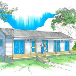 Kit home designs: The Kiamba