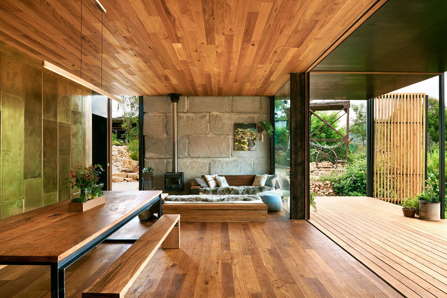 Grand Designs Australia: Yackandandah Sawmill House