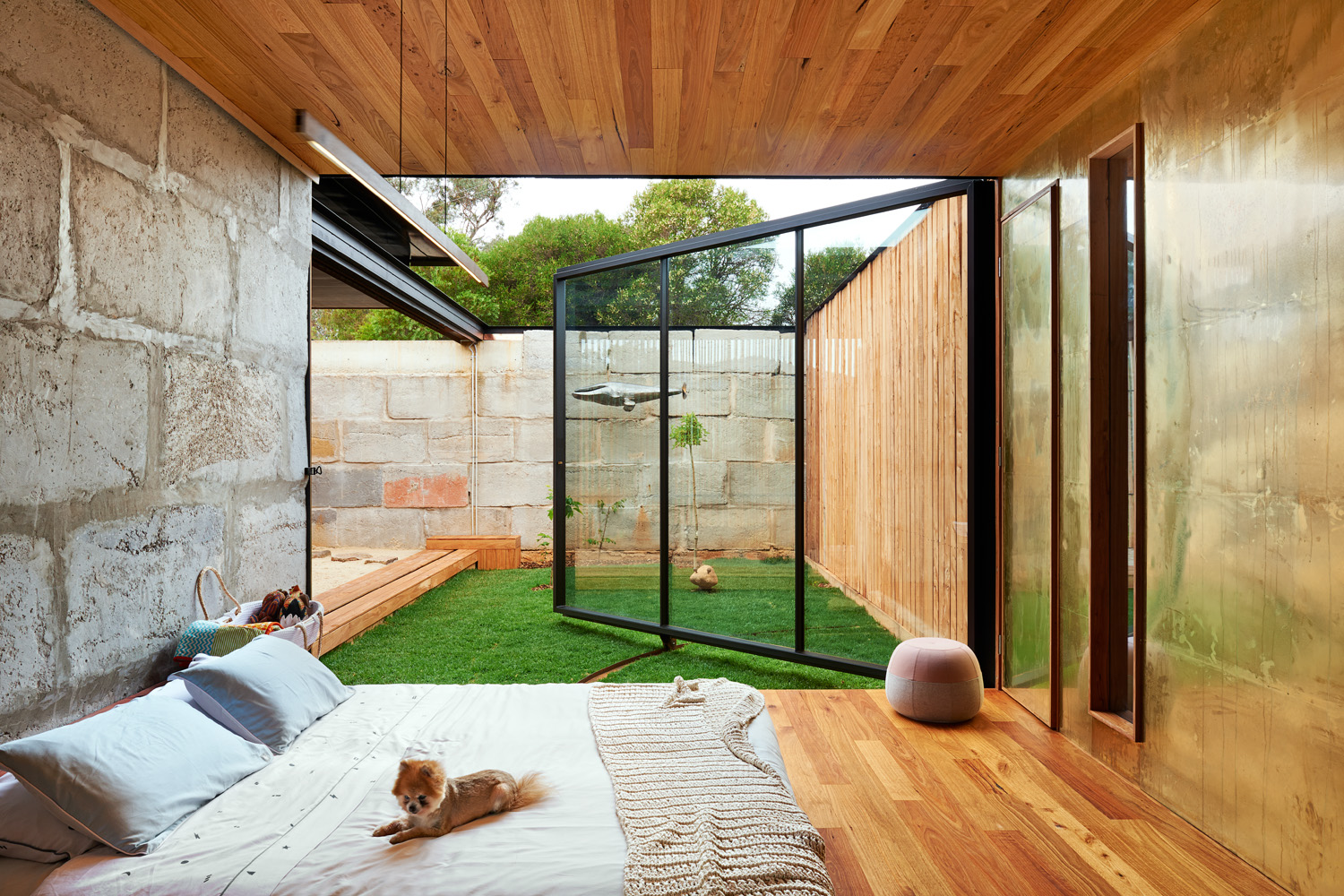 Tiny Home Designs: Grand Designs Australia: Yackandandah Sawmill House