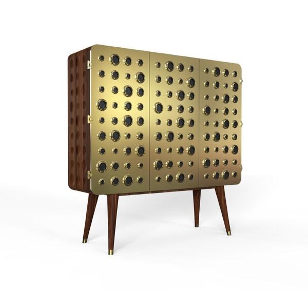 delightfull-Monocles Cabinet