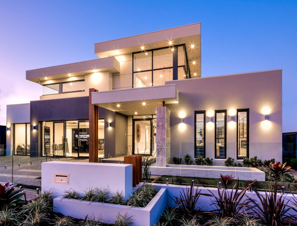 A display home village is a great way of helping you choose your dream home design
