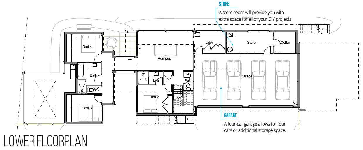 designed for you creating the perfect floorplan
