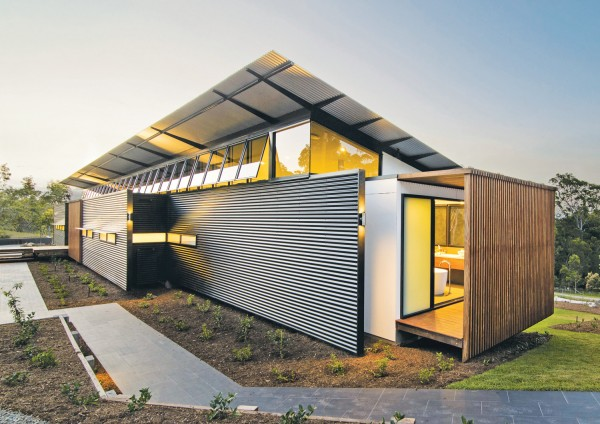 Wallaby Lane House by Jolyon Robinson
